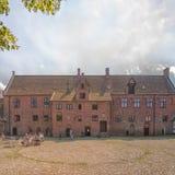 Esrum Kloster Royalty-vrije Stock Foto's
