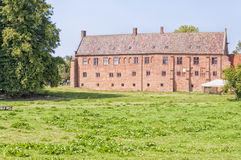 Esrum Kloster in Hillerod Royalty Free Stock Photo