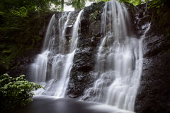Ess na Crub in Glenariff National Forest Park Royalty Free Stock Images