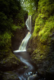 Ess na Larach in Glenariff National Forest Park Royalty Free Stock Photo