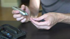 Essai de diabète (4 de 5) clips vidéos