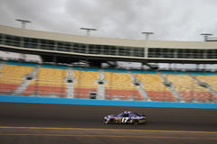 Essai de NASCAR - Oct. 4, 2011 Photo stock