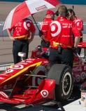 Essai ouvert de voiture de course de roue de voiture d'Indy Image stock