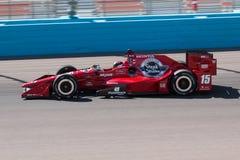 Essai ouvert de voiture de course de roue de voiture d'Indy Photo stock