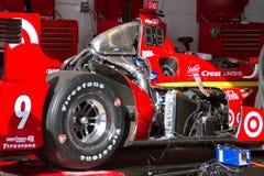 Essai ouvert de voiture de course de roue de voiture d'Indy Photos stock