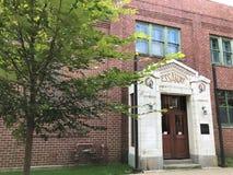 Essanay studia, Chicago, Illinois Fotografia Stock