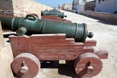 Essaouira市墙壁 图库摄影