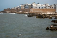 Essaouira. The old medina of essaouira. morocco Stock Photography