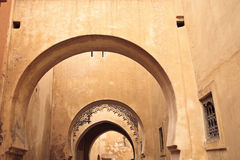 Essaouira architecture details. Royalty Free Stock Photos