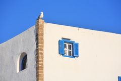 Essaouira architecture, Morocco Royalty Free Stock Images