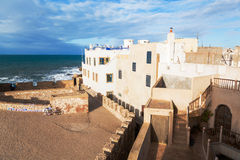 Essaouira at the Atlantic Ocean in Morocco Stock Image