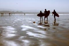Essaouira beach, Morocco Royalty Free Stock Image