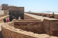 Essaouira Castle, Morocco Stock Photography