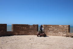 Essaouira Castle, Morocco Stock Image