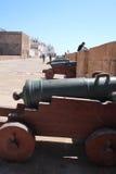 Essaouira Castle, Morocco Royalty Free Stock Photography