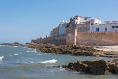 Essaouira de la plage Photographie stock