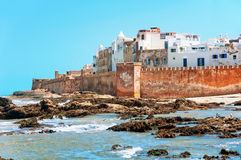 Essaouira is een stad in Morroco Royalty-vrije Stock Foto