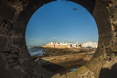 Essaouira en Marruecos Imagenes de archivo
