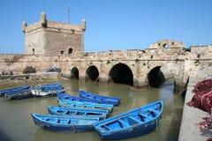 Essaouira fort Stock Photo