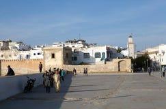 Essaouira fortified city Stock Photos