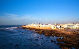 Essaouira Fortress, Morocco Royalty Free Stock Image