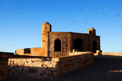 Essaouira Fortress, Morocco Royalty Free Stock Photos