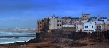 Essaouira Fortress, Morocco Royalty Free Stock Photography