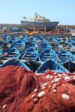 Essaouira Harbor, Morocco Stock Photography