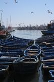Essaouira Harbor, Morocco Stock Photography