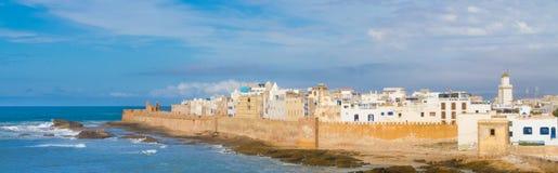 Essaouira - Magador, Marrakech, Marocko Royaltyfri Fotografi