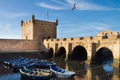 Essaouira - Magador, Marrakech, Morocco. Royalty Free Stock Images
