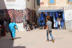 Essaouira Market, Morocco Royalty Free Stock Images