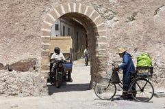 ESSAOUIRA, MAROC Image libre de droits