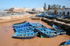 Essaouira, Marocco Fotografia Stock Libera da Diritti