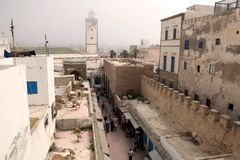 Essaouira Marocko Royaltyfri Bild
