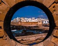 Essaouira Marocko Arkivfoto