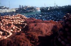 Essaouira, Marokko stock fotografie