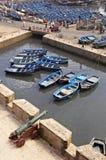 ESSAOUIRA, MARROCOS Foto de Stock Royalty Free