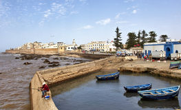 ESSAOUIRA, MOROCCO Royalty Free Stock Photo
