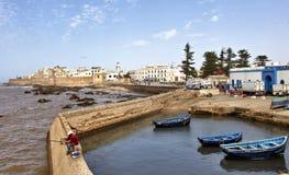 essaouira morocco Royaltyfri Foto