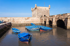 Essaouira in Morocco Royalty Free Stock Image