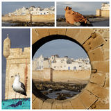 Essaouira,Morroco. Essaouira, old Portuguese city in Morocco Royalty Free Stock Photography