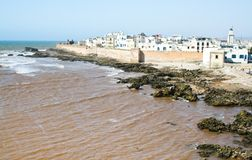 Essaouira, old  city in Morocco Stock Photo