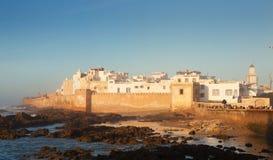 Essaouira. Old medina of Essaouira , Morocco Stock Photo