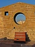 Essaouira old port in Morocco stock photo