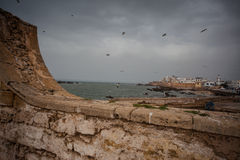 Essaouira, old Portuguese city in Morocco (2) Stock Photography