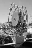 essaouira połowu Morocco portu trawl Obraz Royalty Free