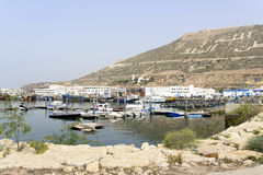 Essaouira port Fotografia Stock