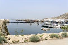Essaouira port Zdjęcie Stock