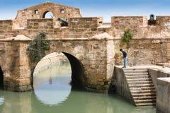 Essaouira port Arkivbild